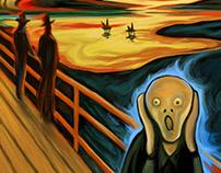 5th Scream: Energy crisis