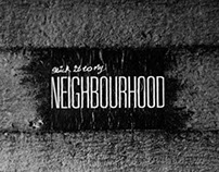 Stick it to my neighbourhood