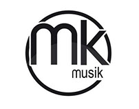 Mk music logo