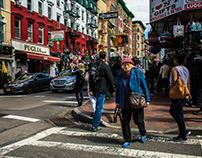 Street-photography à New-York