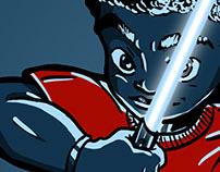 Pequeño Finn (Star Wars VII)