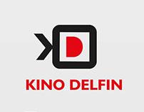 Kino Delfin - cinema rebranding
