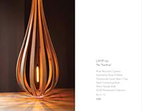 TEARDROP LAMP