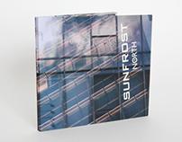 """Sunfrost """"North"""" CD Album Design"""