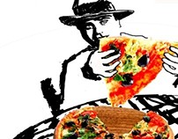 Pizza for mafia