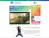 TAGLIT- Campaign Landing Page