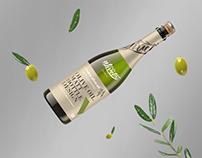 Uliveta Olive Oil Branding