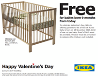 IKEA Valentine's Day (Print/Direct)