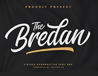 FREE | Bredan Vintage Script