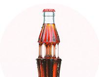 Coca-Cola Goo 3D model.