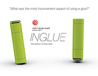 INGLUE(GLUE STICK DESIGN)