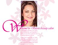 Valerie Beauty Salon Portfolio