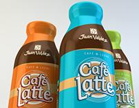 Café Latte / Alpina - Juan Valdez