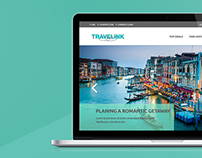 Web design | Travel E-commerce Template