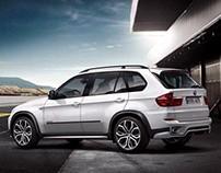 BMW X5 widget
