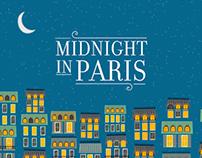 Medianoche en Paris - Animación