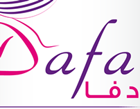 logo and cover for Facebook (dafa company)