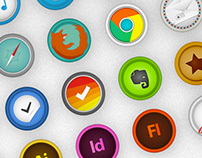 Mac Apps Icon Set