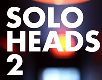 Festival Sólo Heads II (poster & documentary)
