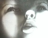 Distortion. A Self Portrait.
