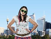 Skinnies Sun Gel e-commerce website