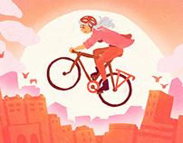40 Years of Biking