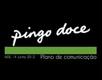 Pingo Doce - Communication Plan