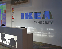 IKEA TICKET CENTRE - IDS11