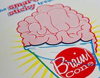 I Got Brains Festival Poster