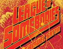 League of Somebodies Book Jacket