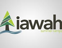 Camp IAWAH Logo & Branding