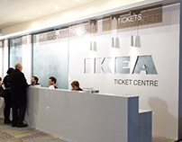 IKEA TICKET CENTRE - IDS12