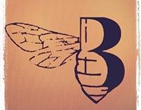 Mock Logo for Burt's Bees