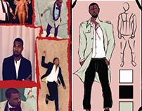 Fashion Design Mood Boards