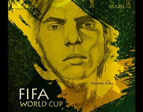""" FIFA World cup "" Calendar 2014"
