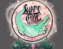 Swamp Thing Records