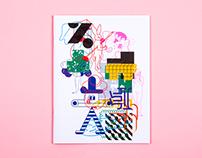 Cho Kyuhyung: Pictograph Fonts - Transforming Hangul
