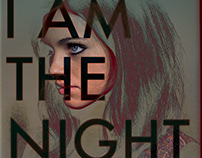I Am The Night / Key Art