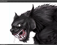 Lycan in progress