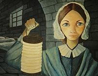 "Florence Nightingale ""Mujeres"""