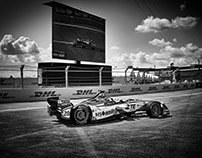 Formula E in Berlin
