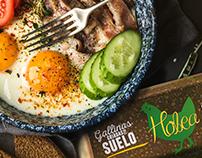 Hobea - Huevos a tutiplén