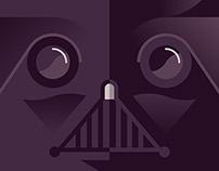 Simple Pop-culture Character Illustrations