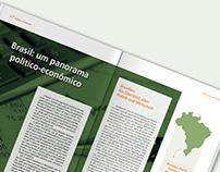 Diagramação Panorama Político - Revista BrasilAlemanha