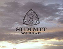 Summit Sky Lounge Identity