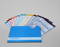 German Language Cards