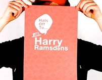 Hats off to Harry Ramsdens