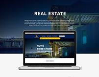 Real Estate UI Design