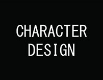 BOARD GAME CHARACTER DESIGN