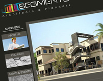 SEGMENTS WEBSITE